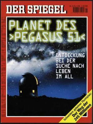 DER SPIEGEL Nr. 45, 6.11.1995 bis 12.11.1995