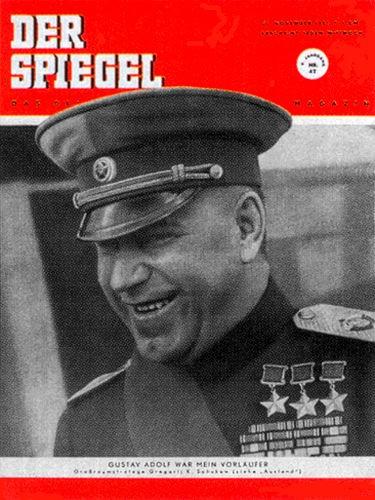 DER SPIEGEL Nr. 47, 21.11.1951 bis 27.11.1951