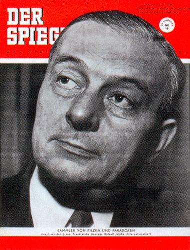 DER SPIEGEL Nr. 16, 15.4.1953 bis 21.4.1953
