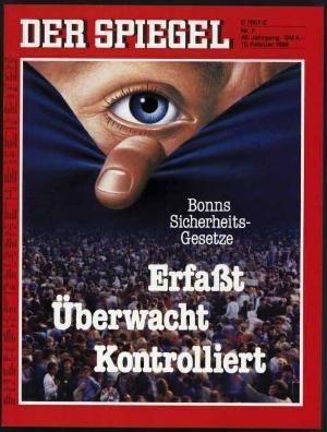 DER SPIEGEL Nr. 7, 10.2.1986 bis 16.2.1986
