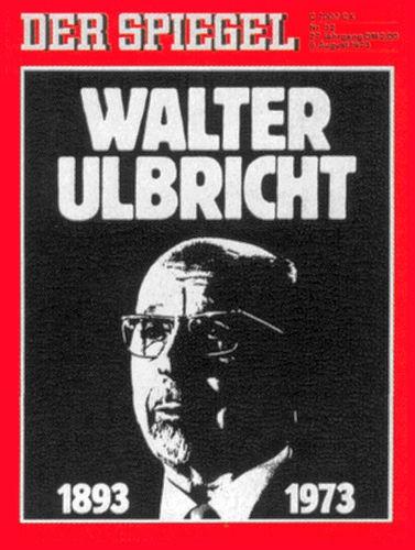 DER SPIEGEL Nr. 32, 6.8.1973 bis 12.8.1973