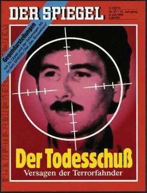 DER SPIEGEL Nr. 27, 5.7.1993 bis 11.7.1993