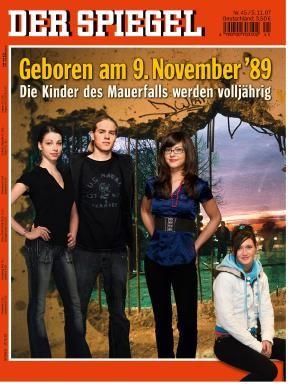DER SPIEGEL Nr. 45, 5.11.2007 bis 11.11.2007