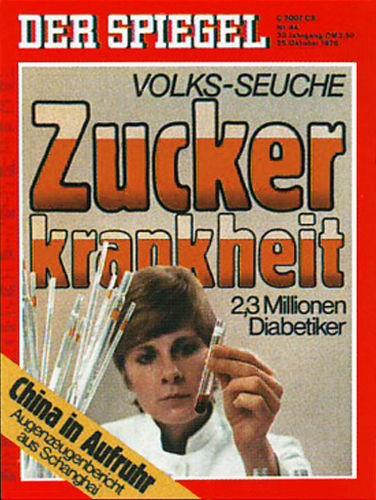 DER SPIEGEL Nr. 44, 25.10.1976 bis 31.10.1976
