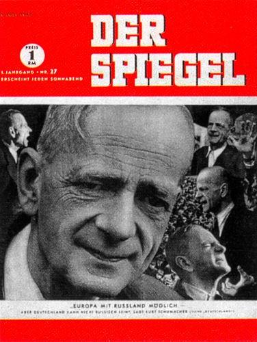 DER SPIEGEL Nr. 27, 5.7.1947 bis 11.7.1947