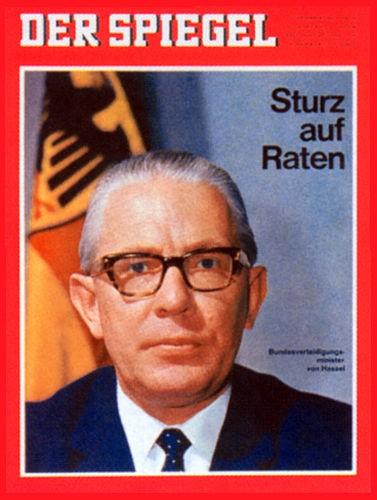 DER SPIEGEL Nr. 38, 12.9.1966 bis 18.9.1966