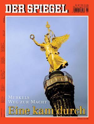 DER SPIEGEL Nr. 47, 21.11.2005 bis 27.11.2005
