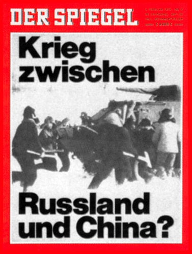 DER SPIEGEL Nr. 6, 2.2.1970 bis 8.2.1970