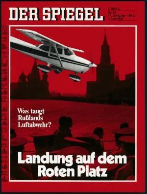 DER SPIEGEL Nr. 23, 1.6.1987 bis 7.6.1987
