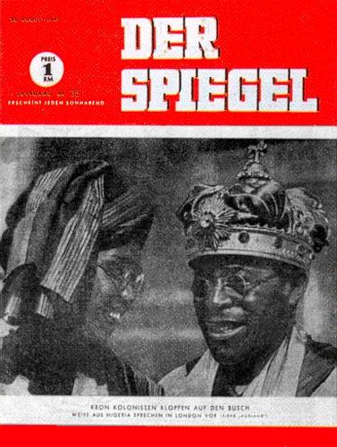 DER SPIEGEL Nr. 35, 28.8.1947 bis 3.9.1947