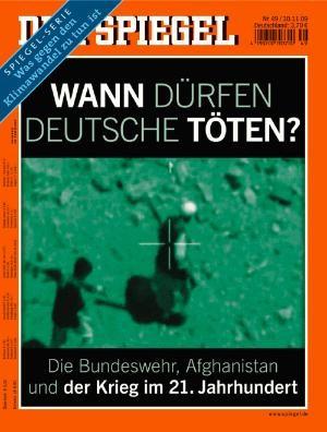 DER SPIEGEL Nr. 49, 30.11.2009 bis 6.12.2009