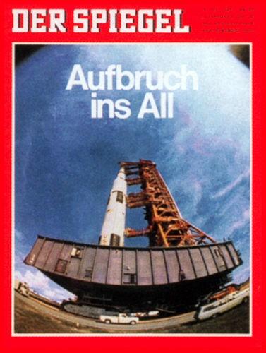 DER SPIEGEL Nr. 29, 14.7.1969 bis 20.7.1969