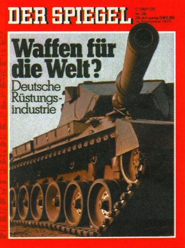 DER SPIEGEL Nr. 38, 15.9.1975 bis 21.9.1975