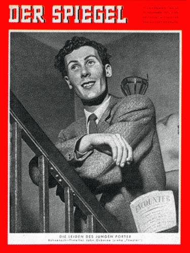 DER SPIEGEL Nr. 48, 27.11.1957 bis 3.12.1957