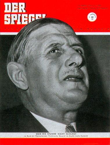 DER SPIEGEL Nr. 12, 19.3.1952 bis 25.3.1952