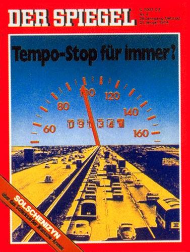 DER SPIEGEL Nr. 4, 21.1.1974 bis 27.1.1974