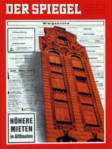 DER SPIEGEL Nr. 33, 14.8.1963 bis 20.8.1963