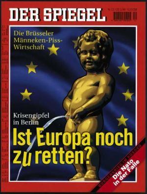 DER SPIEGEL Nr. 12, 22.3.1999 bis 28.3.1999
