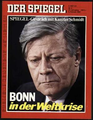 DER SPIEGEL Nr. 6, 4.2.1980 bis 10.2.1980