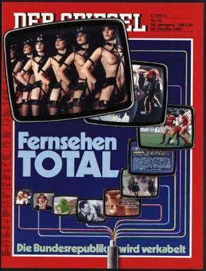 DER SPIEGEL Nr. 43, 25.10.1982 bis 31.10.1982