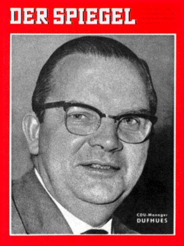 DER SPIEGEL Nr. 23, 6.6.1962 bis 12.6.1962
