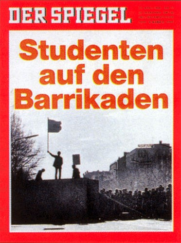 DER SPIEGEL Nr. 17, 22.4.1968 bis 28.4.1968