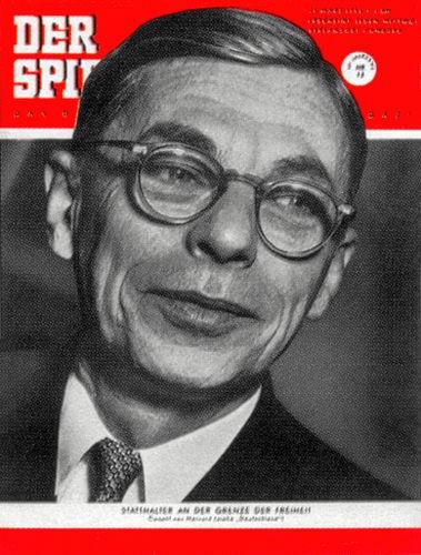 DER SPIEGEL Nr. 13, 25.3.1953 bis 31.3.1953