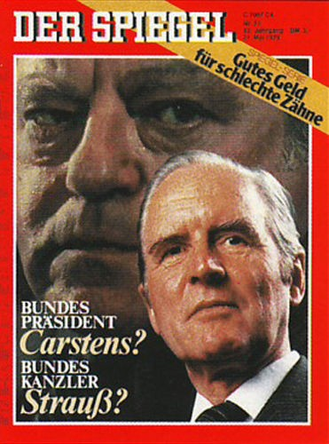 DER SPIEGEL Nr. 21, 21.5.1979 bis 27.5.1979