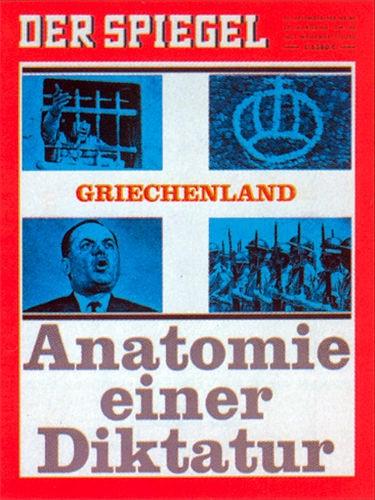 DER SPIEGEL Nr. 40, 30.9.1968 bis 6.10.1968