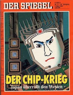 DER SPIEGEL Nr. 11, 9.3.1992 bis 15.3.1992