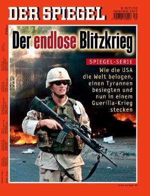 DER SPIEGEL Nr. 30, 21.7.2003 bis 27.7.2003