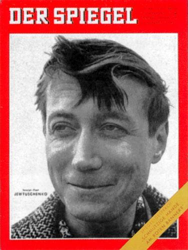 DER SPIEGEL Nr. 22, 30.5.1962 bis 5.6.1962