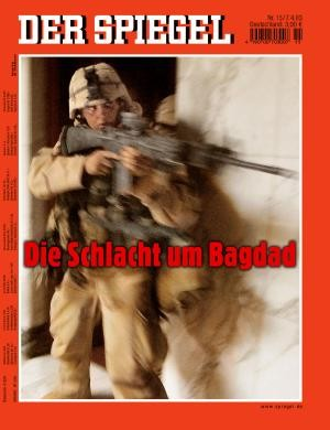 DER SPIEGEL Nr. 15, 7.4.2003 bis 13.4.2003