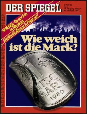 DER SPIEGEL Nr. 51, 15.12.1980 bis 21.12.1980
