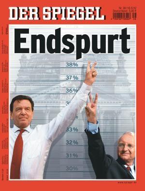 DER SPIEGEL Nr. 38, 16.9.2002 bis 22.9.2002