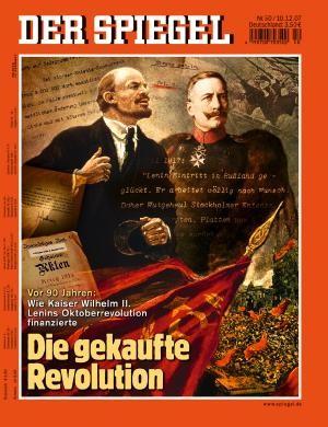 DER SPIEGEL Nr. 50, 10.12.2007 bis 16.12.2007