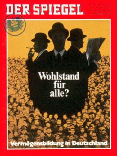 DER SPIEGEL Nr. 31, 28.7.1969 bis 3.8.1969