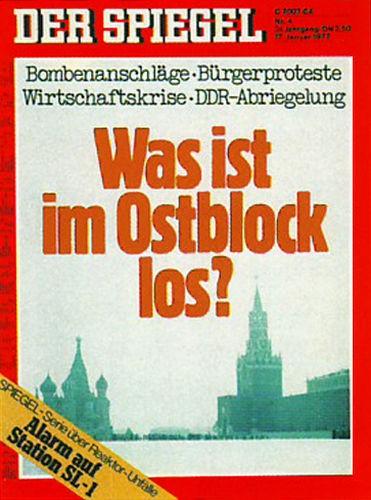 DER SPIEGEL Nr. 4, 17.1.1977 bis 23.1.1977
