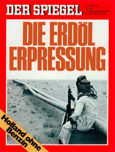 DER SPIEGEL Nr. 45, 5.11.1973 bis 11.11.1973