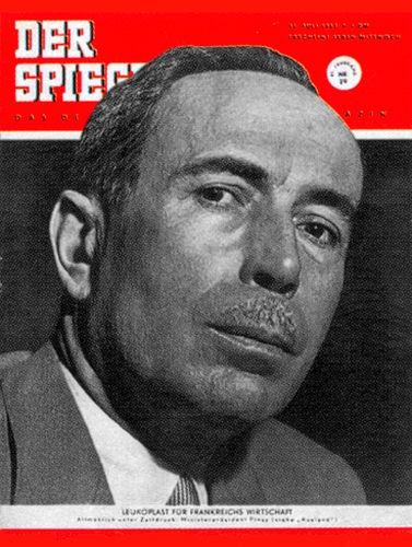 DER SPIEGEL Nr. 29, 16.7.1952 bis 22.7.1952