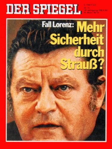 DER SPIEGEL Nr. 11, 10.3.1975 bis 16.3.1975