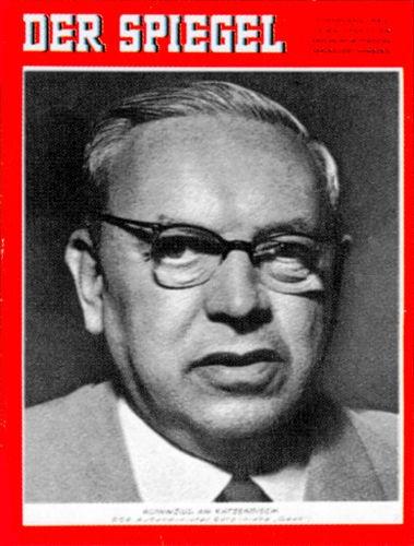 DER SPIEGEL Nr. 21, 20.5.1959 bis 26.5.1959