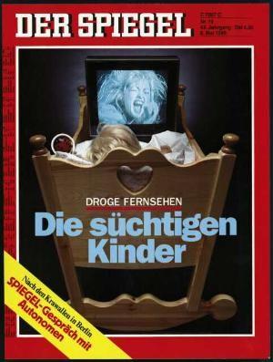 DER SPIEGEL Nr. 19, 8.5.1989 bis 14.5.1989