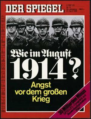 DER SPIEGEL Nr. 17, 21.4.1980 bis 27.4.1980