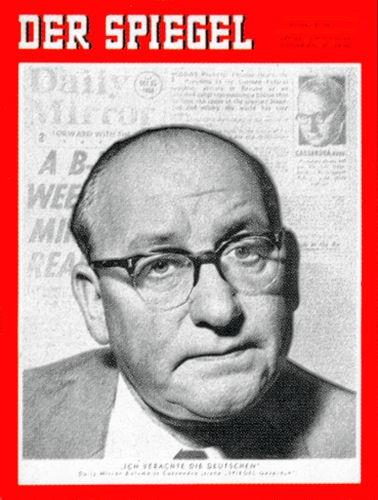 DER SPIEGEL Nr. 46, 12.11.1958 bis 18.11.1958