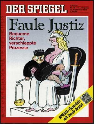 DER SPIEGEL Nr. 38, 20.9.1993 bis 26.9.1993