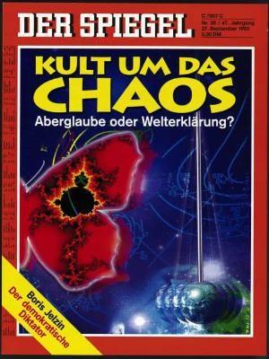 DER SPIEGEL Nr. 39, 27.9.1993 bis 3.10.1993