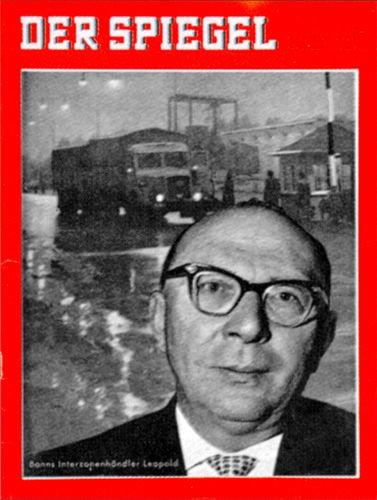 DER SPIEGEL Nr. 42, 12.10.1960 bis 18.10.1960