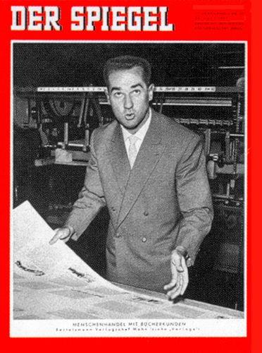 DER SPIEGEL Nr. 30, 24.7.1957 bis 30.7.1957