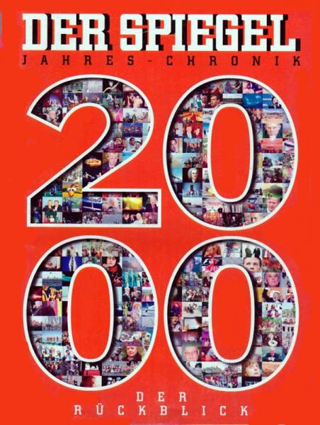 SPIEGEL Jahreschronik 2000